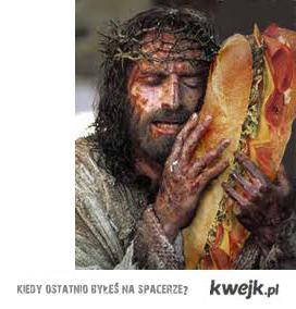 Sandwich Jesus