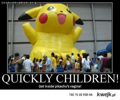 Pikachu liczy na Ciebie! ;)