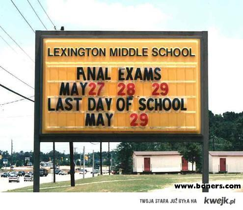 anal exams
