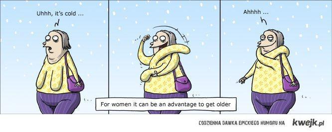 sposób na zimno