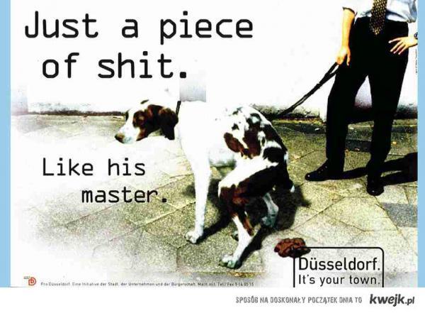 like its master