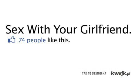 Sex with your gf