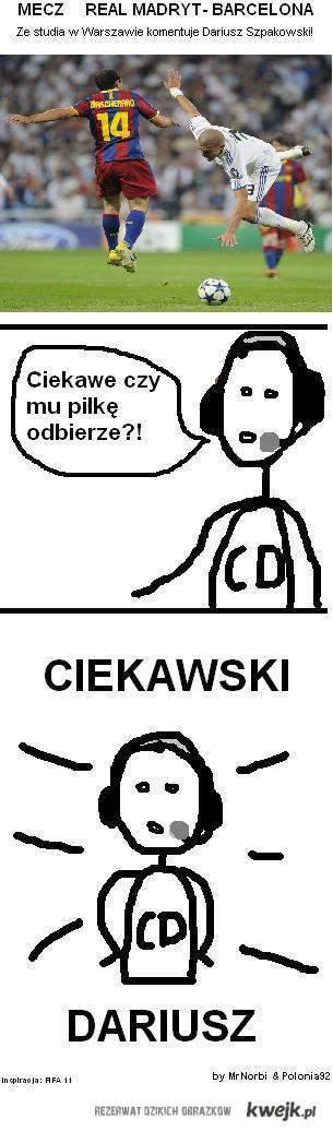 Ciekawski Dariusz!