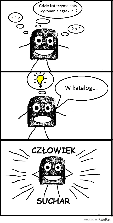 Człowiek-Suchar odc. 53 Katalog