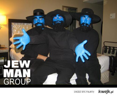 jew man group