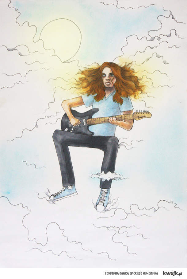 David Gilmour -GUITAR GOD