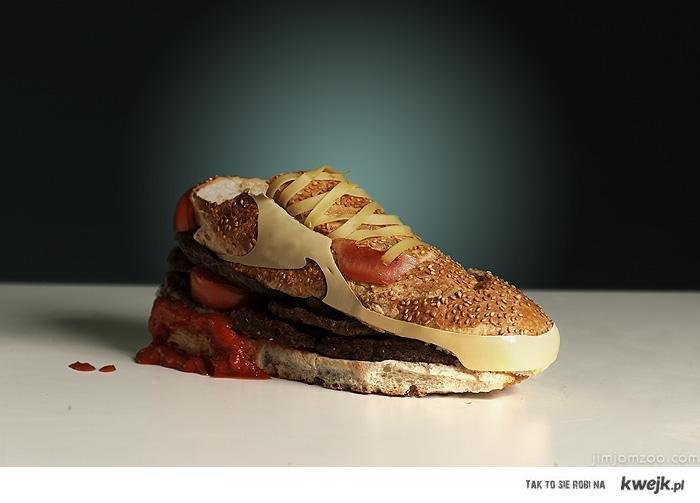 nike burger