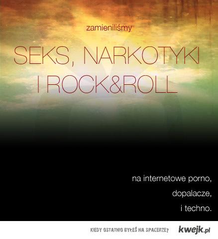 seks narkotyki i rock&roll
