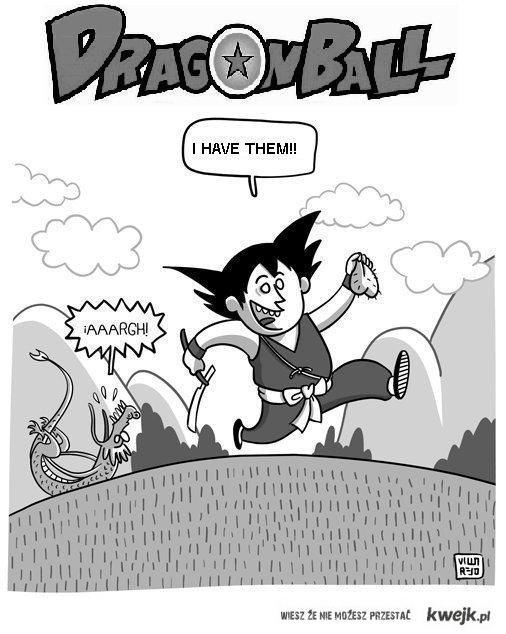Dragon balls