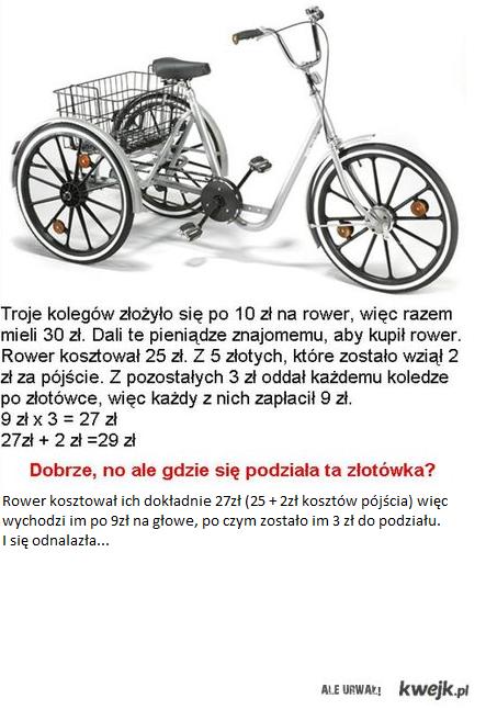 Rower - odpowiedz