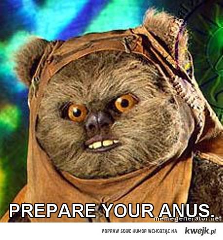 anus prepare