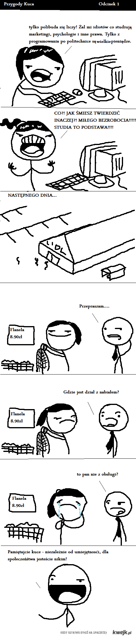 Przygody kuca z politechniki