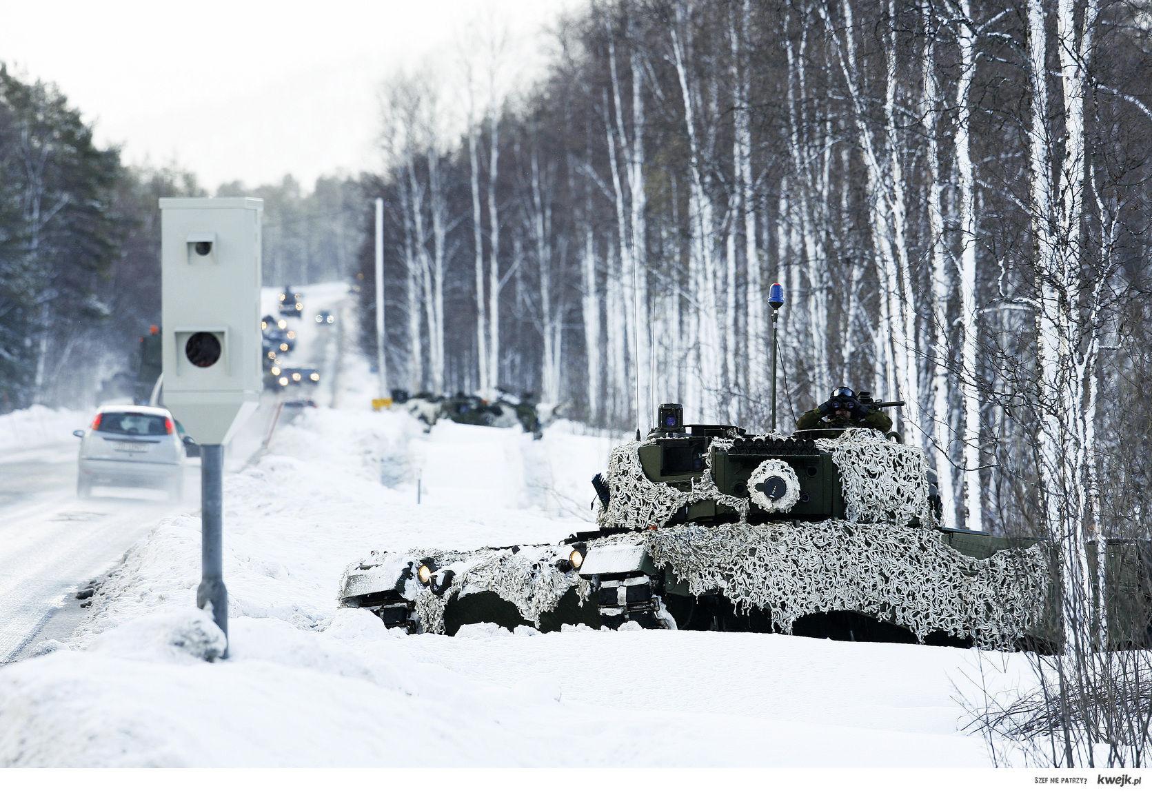 Fotoradary gdzieś w Rosji zapewne
