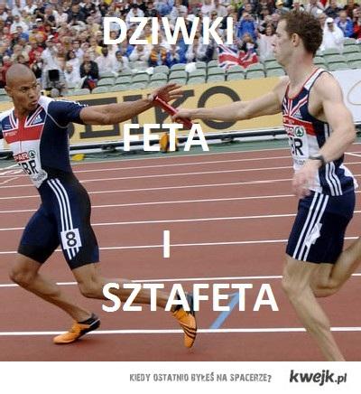 SZTAFETA
