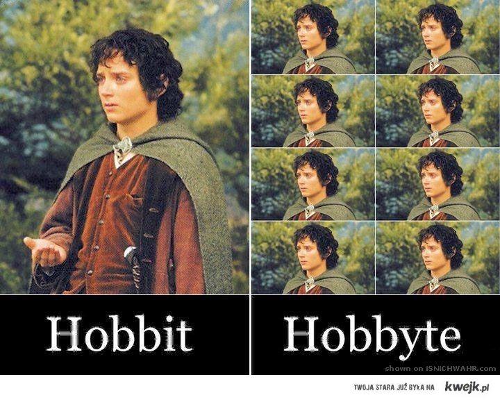hobbit hobbyte