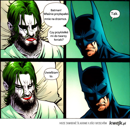Batman i Joker