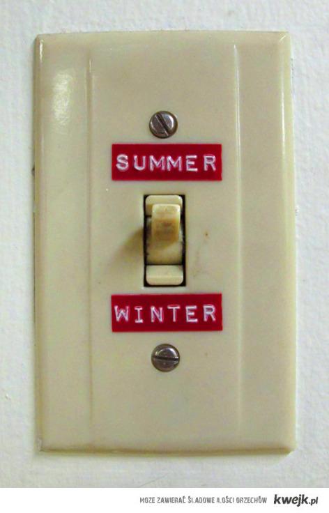 lato zima