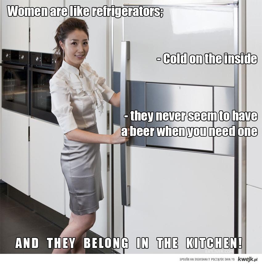 Kobiety są jak...