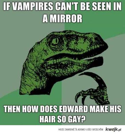 Edward is so gay