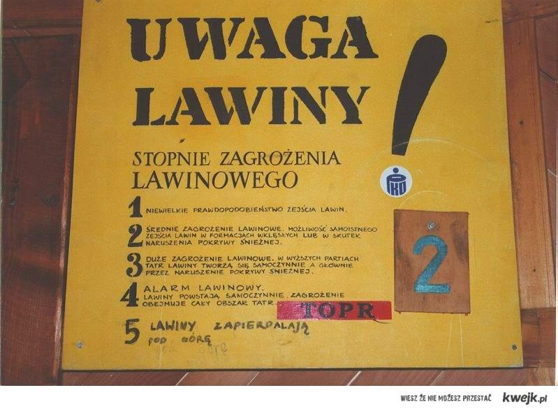 Lawiny