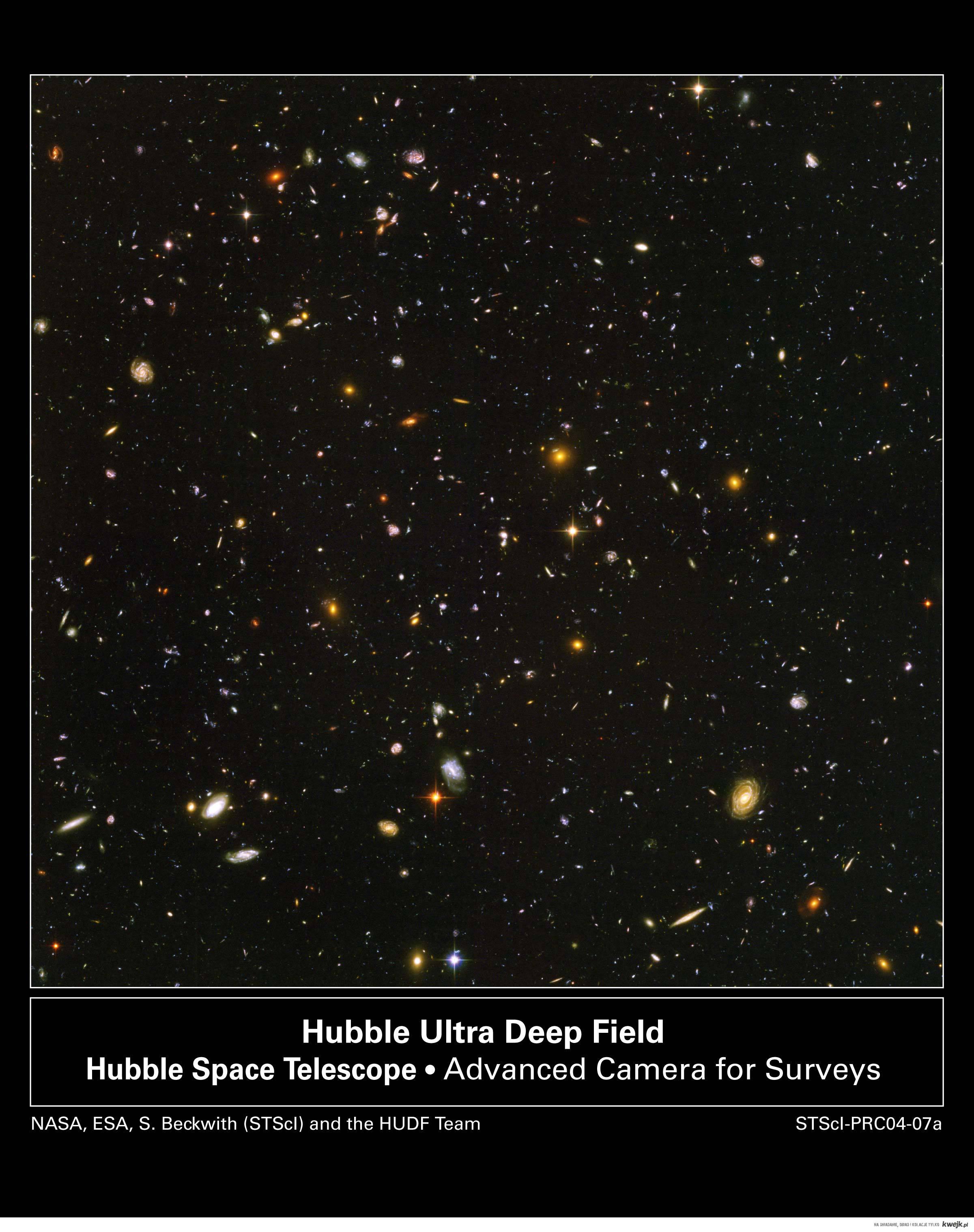Układy Słoneczne widziane teleskopem Hubbla