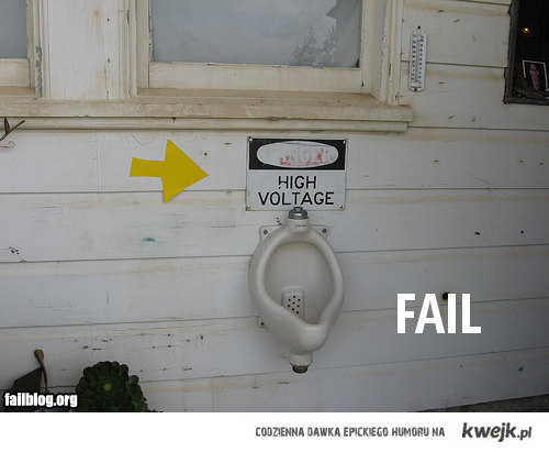 dangerous toilet
