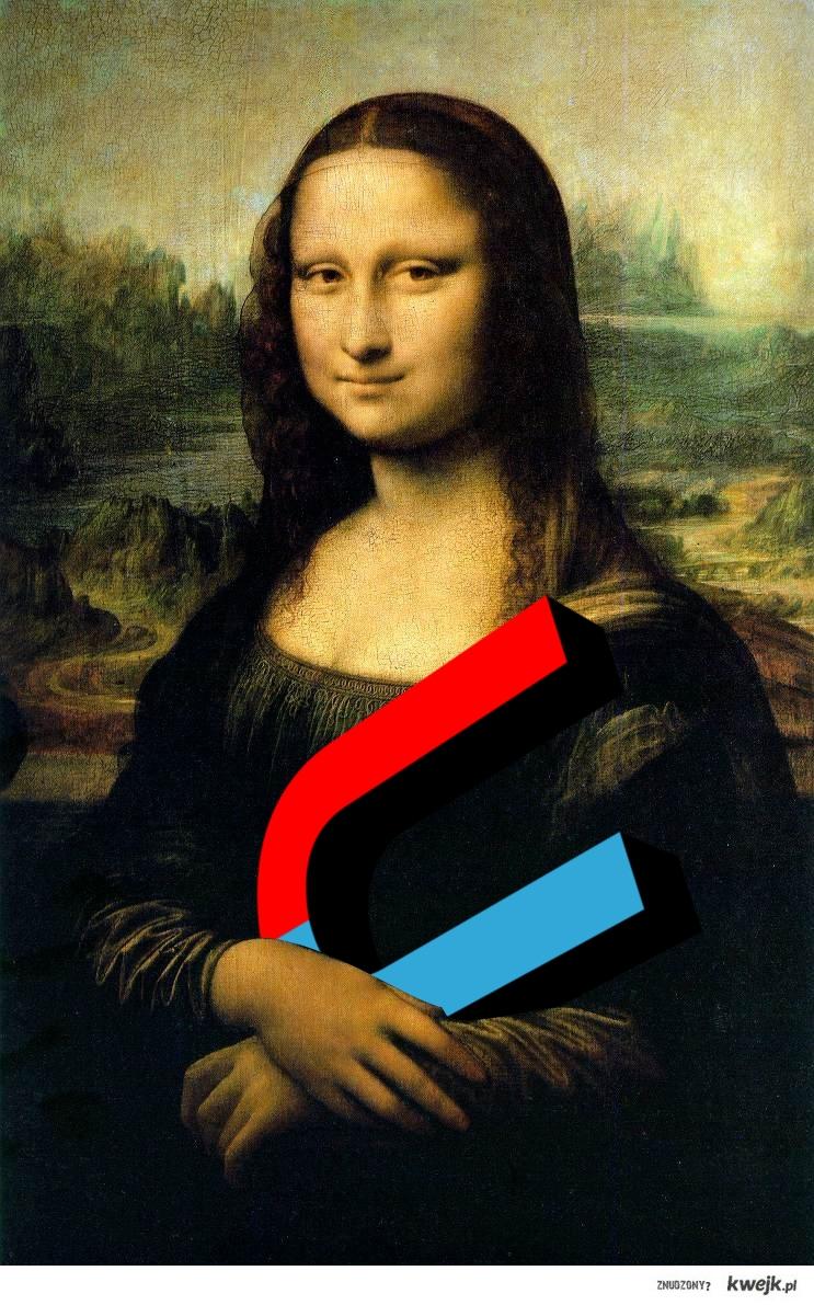 Mona Lisa - przyciagamy.com