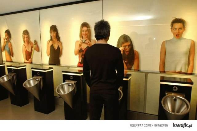 The Best Urinal Wall