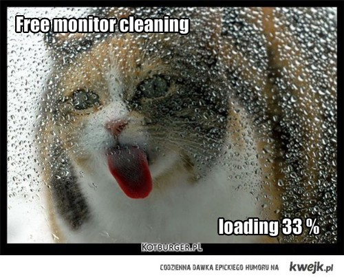 free monitor cleaning