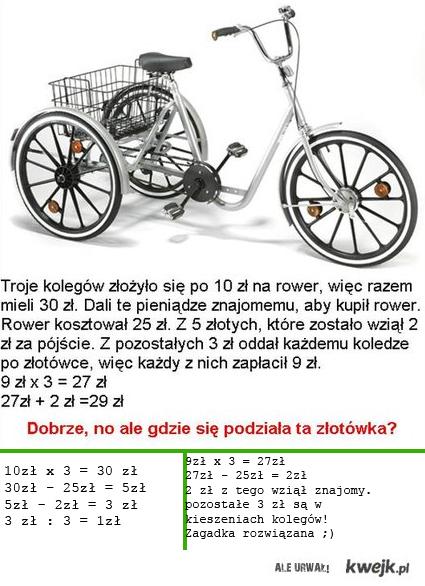 Zagadka Rowerowa