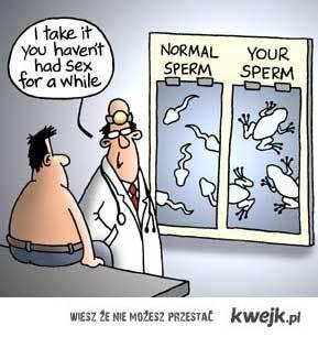Brak seksu od dawna