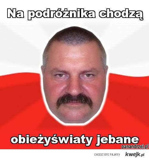 Pan Andrzej i podróżnik