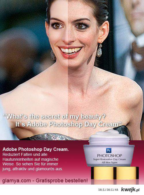 Adobe Photoshop Daycream