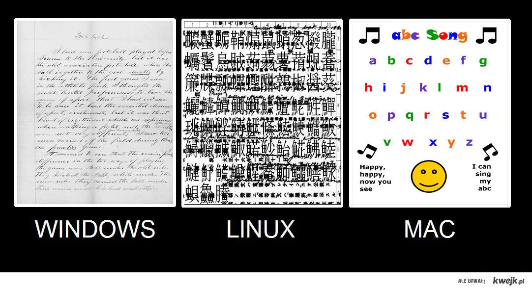 Windows & Linux & Mac