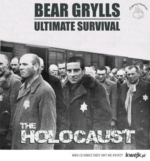 Grylls surviving holocaust