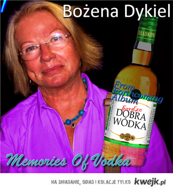 memories of vodka