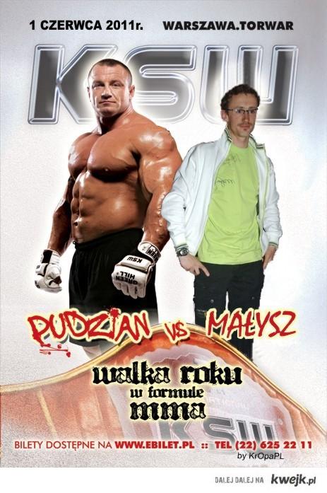 PUDZIAN VS MALYSZ