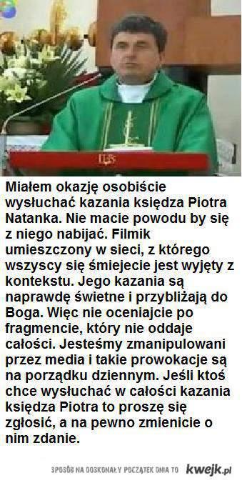 Prawda o księdzu Piotrze