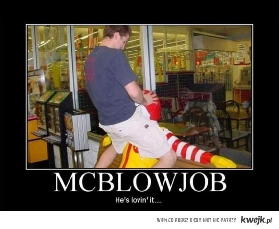 Mc blowjob