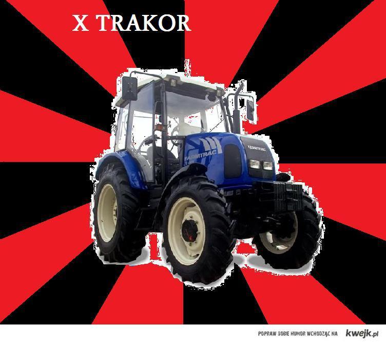 X Traktor
