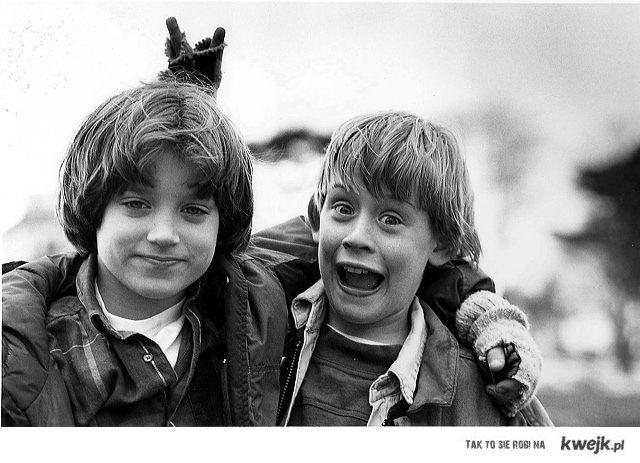 Frodo i Kevin