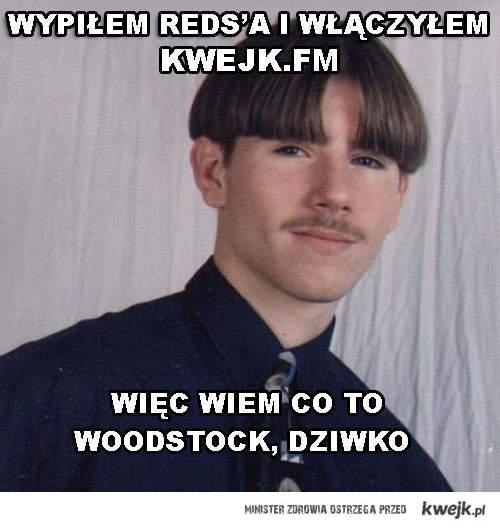 Woodstock dziwko