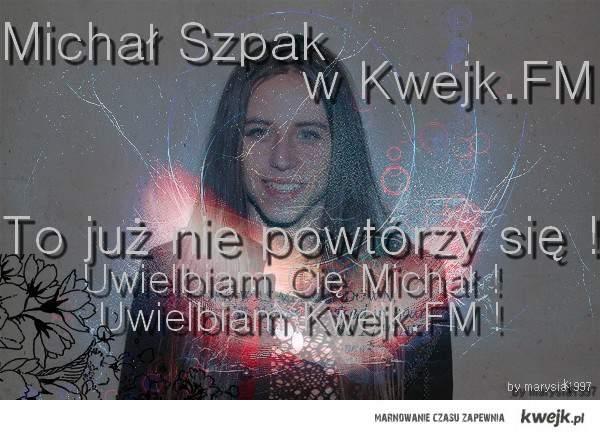 Michał Szpak - Na Konkurs