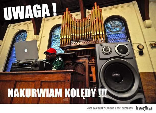 dj organista