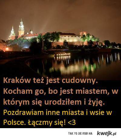 Kocham Kraków!