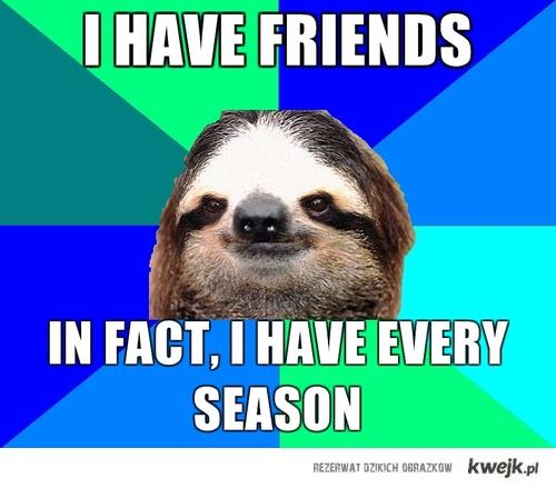 Fuck Yeah Socially Lazy Sloth