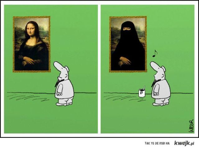 mona lisa making off