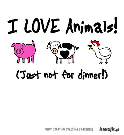 Go vegetarian!