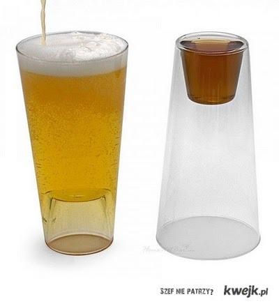 Uniwersalna szklanka