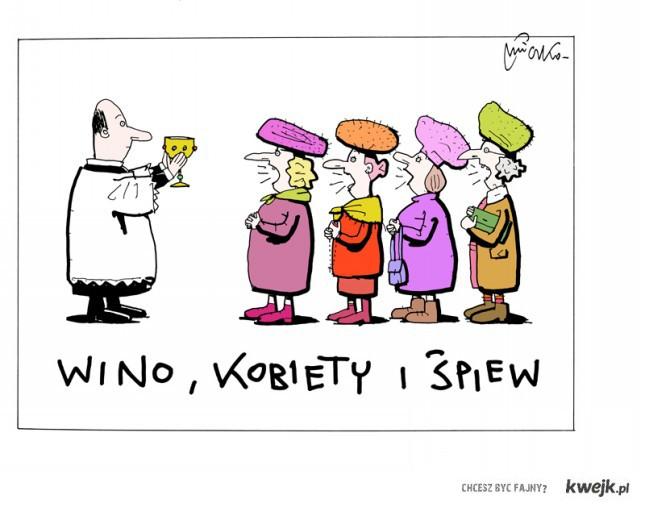 wino,kobietyispiew
